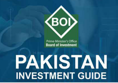 Pakistan Investment Guide