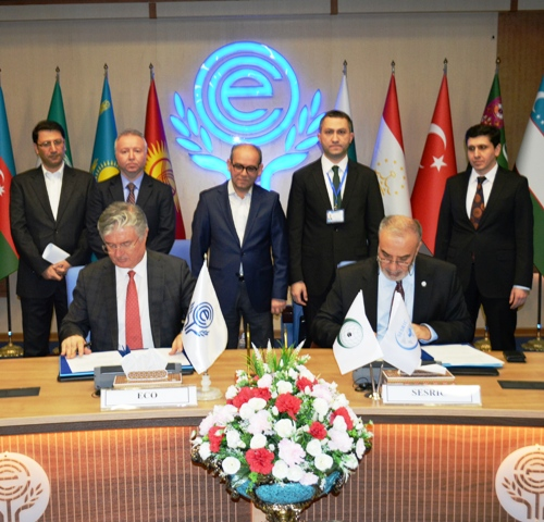 ECO and SESRIC signed