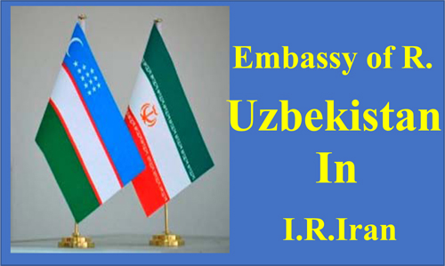 embassy of Uzbek in Iran