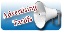 advertising tariffs
